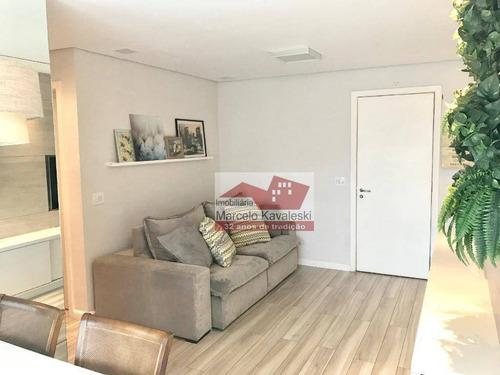 Imagem 1 de 29 de Apartamento Com 2 Dormitórios À Venda, 65 M² Por R$ 650.000,00 - Vila Dom Pedro I - São Paulo/sp - Ap7840