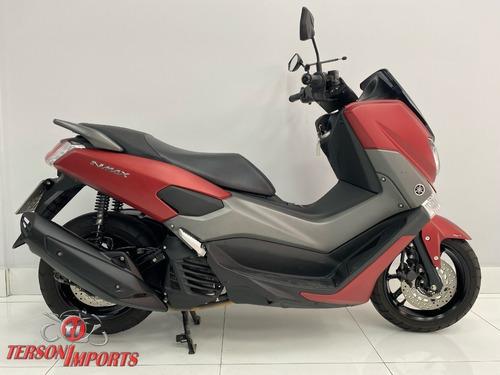 Imagem 1 de 9 de Yamaha Nmax 160 Abs 2020 Vermelha