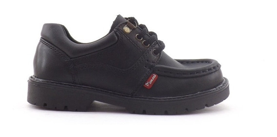 Zapato Acordonado Marcel 333 Cuero 27 Al 41