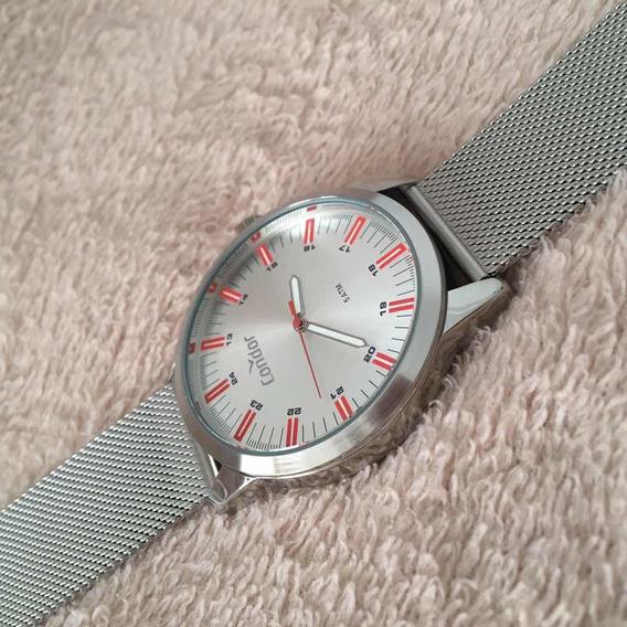 Relógio Condor Metal Masculino Co2035mtc/3k