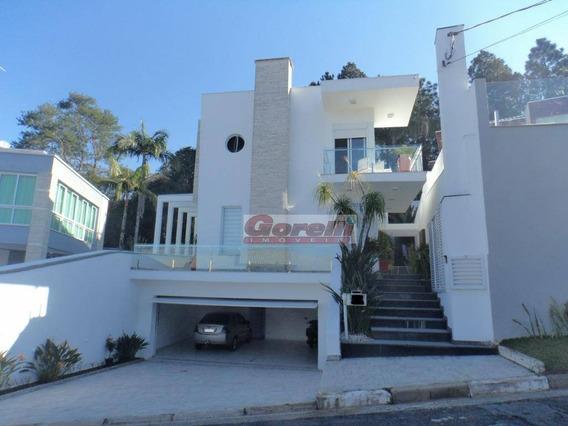 Casa Residencial À Venda, Condomínio Arujazinho Iv, Arujá. - Ca1258