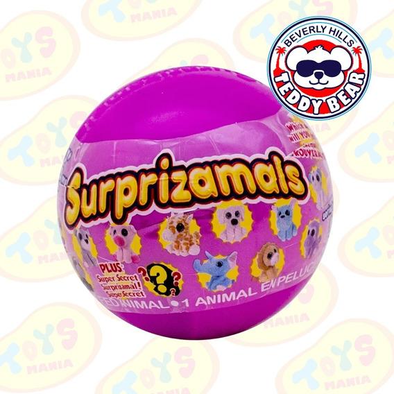 Mini Boneca Surpresa - Surprizamals - Série 1 - Toyng
