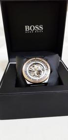 Relógio Hugo Boss Masculino Aço Preto