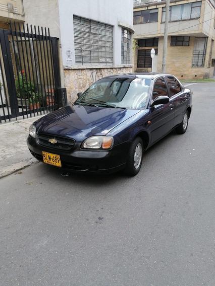 Automovil Chevrolet Esteem