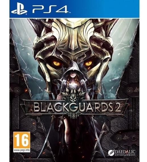 Blackguards 2 Ps4 Midia Fisica