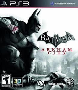 Batman Arkhan City Ps3 Mídia Física