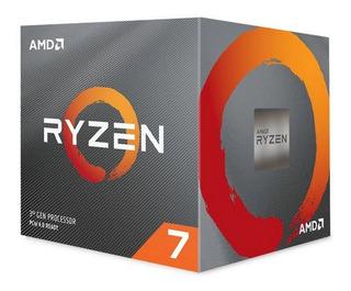 Procesador Amd Ryzen 7 3800x S-am4 8core 3.9 A 4.5ghz 105w