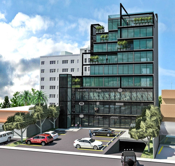 Torre Cubik Oficinas Y Locales Comerciales En San Pedro
