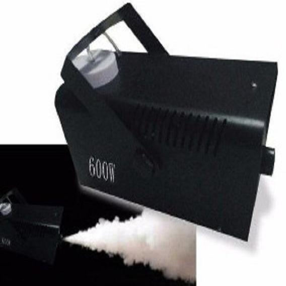 Maquina De Fumaça 600w Controle Com Fio 127volt Promocao