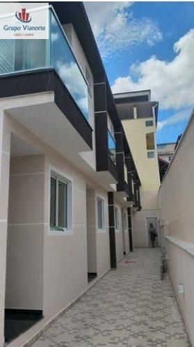 Casa A Venda No Bairro Limão Em São Paulo - Sp.  - 4428-1