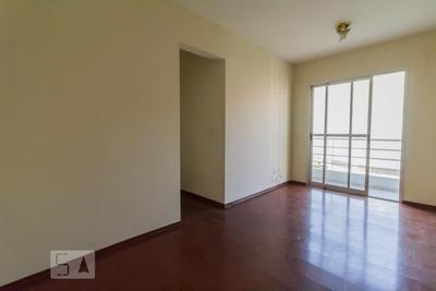 Apartamento No 2º Andar Com 2 Dormitórios E 1 Garagem - Id: 892916035 - 216035