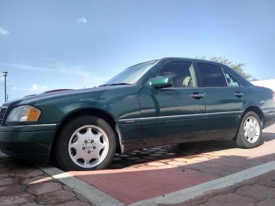 Mercedes-benz 1995 C220