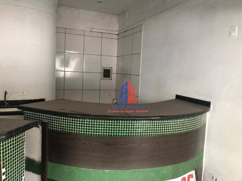 Sala Para Alugar, 25 M² Por R$ 1.700,00/mês - Jardim Girassol - Americana/sp - Sa0119
