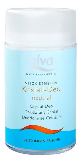 Desodorante Stick Kristall Sensitiv 120g - Alva