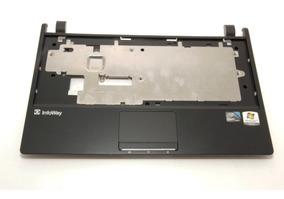 Itautec W7020 Netbook Carcaça Superior Completa C/ Touchpad