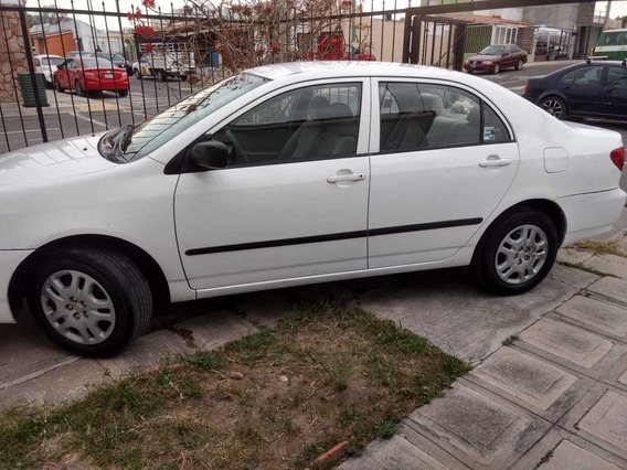 Corolla 2003 Versión Ce