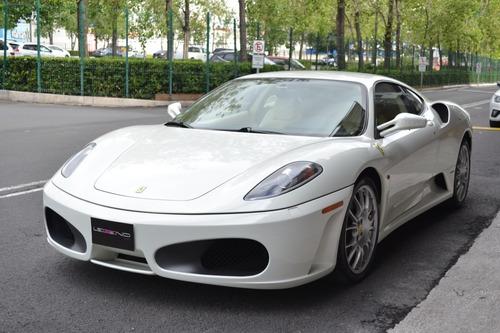 Imagen 1 de 12 de Ferrari 430 2007 4.3 F1 6vel Sec Al Volante Mt