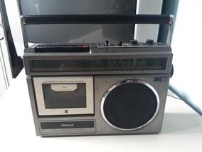 Radio Gravador National Rx-1454 W