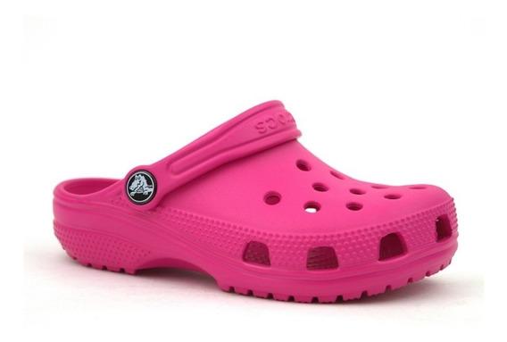 Crocs Niños Clasicas Original Suecos Unisex Sandalia Gomones