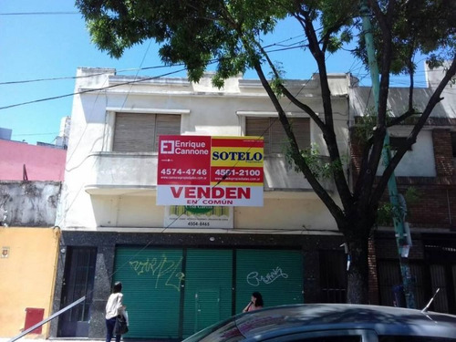 Villa Devoto Venta Lote 8.66 X 50, Usam +local + 3 Viviendas