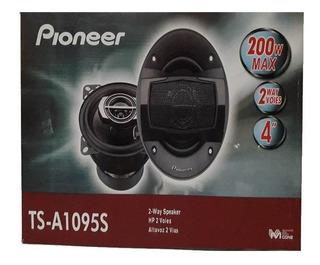 Cornetas Pioneer De 4 Pulgadas Altavoz 2 Vias 200 Watts