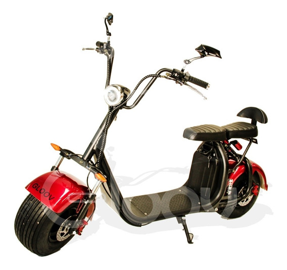 Scooter Eletrica Gloov S2 1500w - 12 X Sem Juros