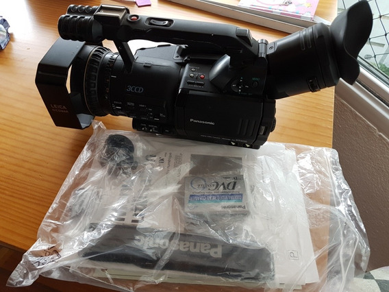 Filmadora Panasonic Ag-dvc80 Pro 3ccd