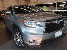 Toyota Highlander Ltd Aut 2015