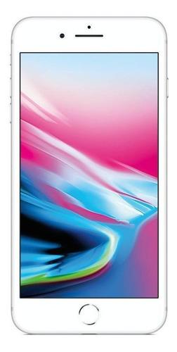 Celular Smartphone Apple iPhone 8 Plus 128gb Prata - 1 Chip