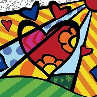 Kit De Pintura Al Óleo Para Niños De 8 X 8 Pulgadas Diseño D
