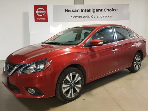 Nissan Sentra Exclusive Cvt 2018