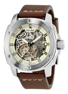 Reloj Fossil Automatico Me3083 Entrega Inmediata