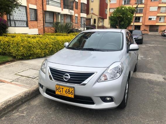 Nissan Versa Advance A.a. Mecanico Full Equipo