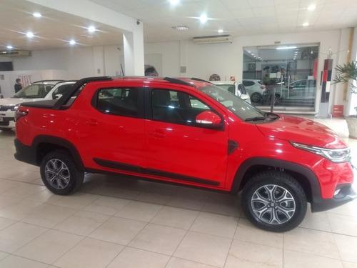 Fiat Strada 1.4 Nueva Gnc Utilitaria Y Credito Tasa 0% N-