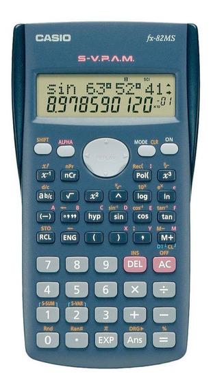 Calculadora Cientifica Casio Fx-82ms Sc4dh C/ Nota Fiscal