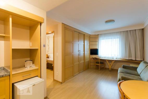 Apartamento Para Aluguel - Vila Clementino, 1 Quarto, 37 - 893103809