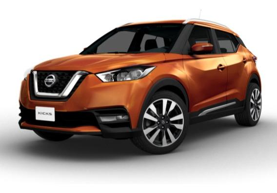 Nissan Kicks Advance 1.6 Mt