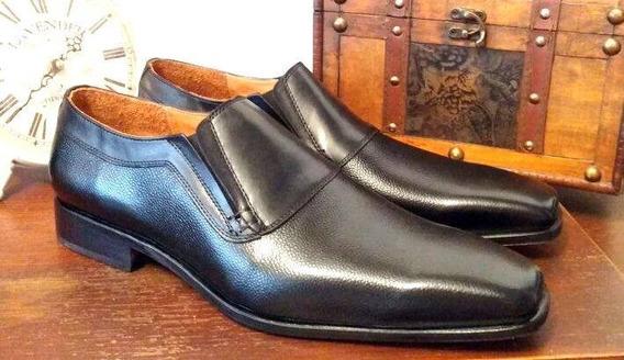 Huma10 Zapato Hombre Talle Grande Especial 46 Al 50 Negsc