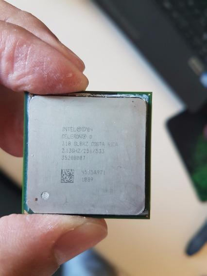 Processadores Intel Pentium Dual Core Celeron
