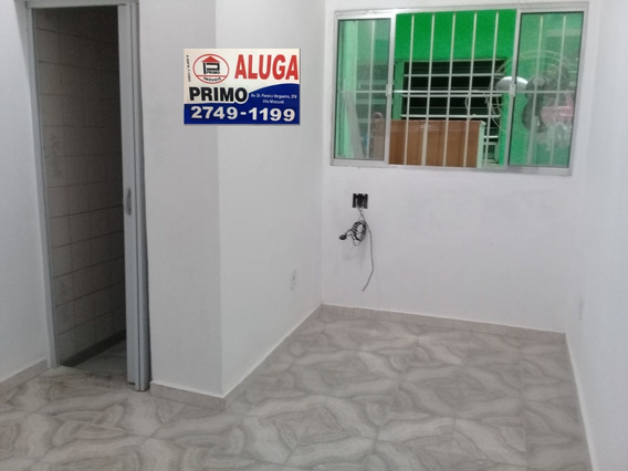 L599 Casa Térrea Vila Nhocuné Com 45m2