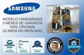Placa Fonte Samsung Un48j6500 Un48j6500ag Bn44-00803a