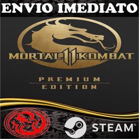 Mortal Kombat 11 Pc Premium Edition Original Steam