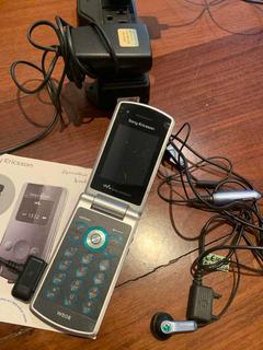 Celular Usado - Sony Ericsson - W508