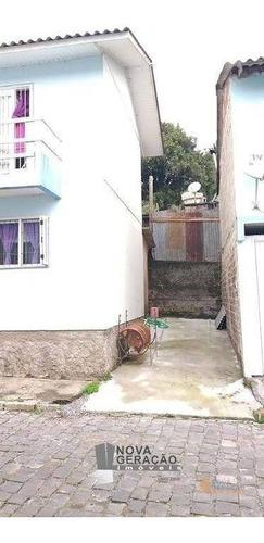 Sobrado À Venda, 43 M² Por R$ 140.000,00 - Desvio Rizzo - Caxias Do Sul/rs - So0117