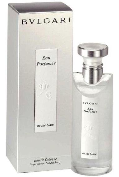 Perfume Bvlgari Eau Parfumee Au The Blanc 40ml Lacrado! Raro