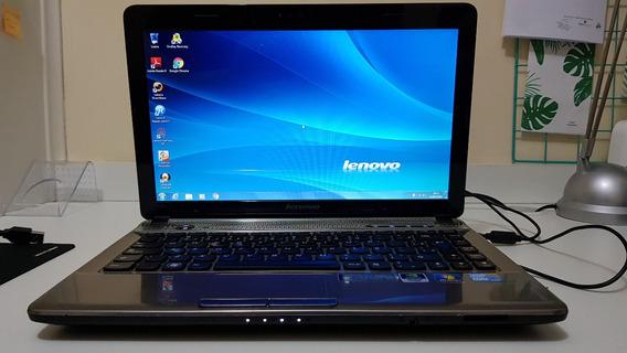 Notebook Lenovo Ideapad Z360 - Intel I5 - 4gb - 500 Hd