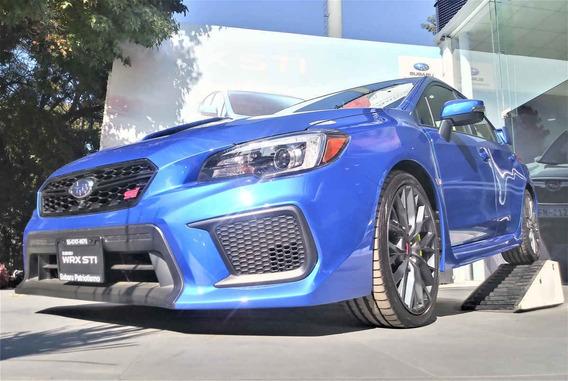 Subaru Wrx 2020 4p 2.5 Sti 6mt