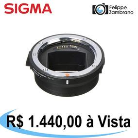 Conversor Mc-11 Sigma P/ Canon Ef-e