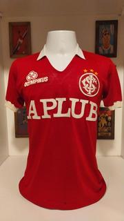 Camisa Futebol Internacional 1984 Olympikus Seleinter