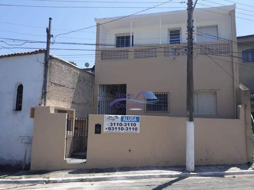 Casa Com 2 Dormitórios Para Alugar, 45 M² Por R$ 1.300,00/mês - Jardim Novo Carrão - São Paulo/sp - Ca0060